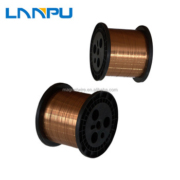 LP Wholesale Fine Enameled Ultra-Thin Copper Winding Wire Price 0.02mm 0.01mm copper wire