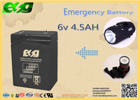 Sealed Sealed Type UPS 6V4.5AH battery