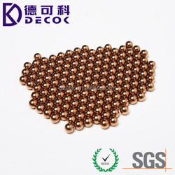 0.5mm to 30mm Chinese copper ball manufacturer 6mm 9mm 13mm 16mm 22mm 28mm 30mm solid copper sphere balls