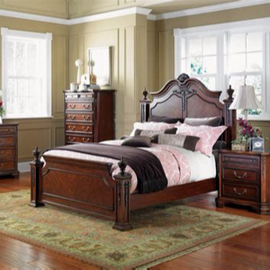 2018 new design modern furniture bedroom with cheap price