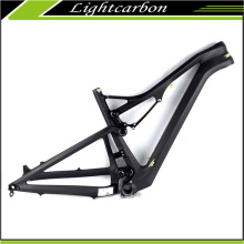 2016 LightCarbon All Mountain 27.5 Bike Frame Full Suspension AM 650b Mountain Bike Frame Full Suspension LCFS705