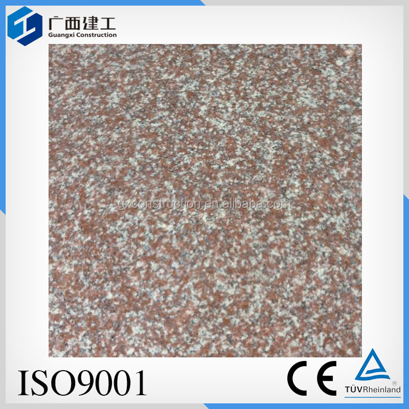 PEACH RED GRANITE G687
