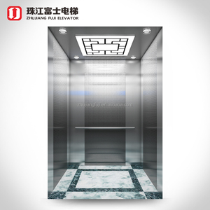 Fuji Brand small elevator for 2 person electric elevator home single person lift