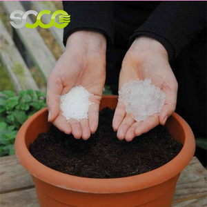 Agricultural Polyacrylate Potassium Super Absorbent Polymer Hydrogel Water Retainer Gel For Planting