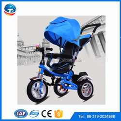 cheap high quality 360 degree seat rotated kids tricycle/baby kids tricycle for children/kids trike