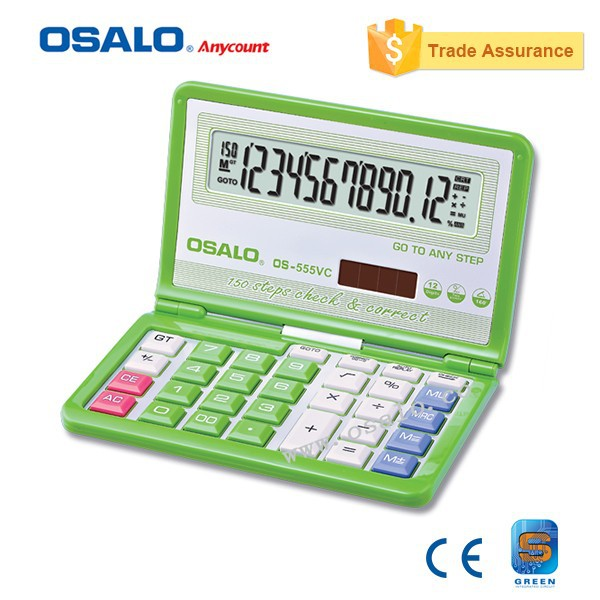 OS-555VC Promotional item computer price calculator