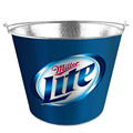 Galvanized IRON Metal OEM tubbiness ICE Bucket for beer