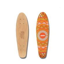 Fancy Design Mini Cruiser Skateboard DE309B, OEM Design Mini Skateboard Deck Supplied By Leading Factory In China