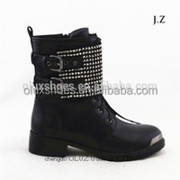 LQEB12 Belleville jungle protective air line coyote plat shoes ankle boots