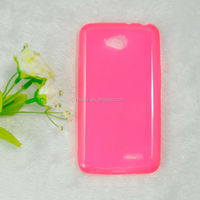 Cheap with Hot Selling TPU Mobile Phone Back Cover Case for LG Optimus l70