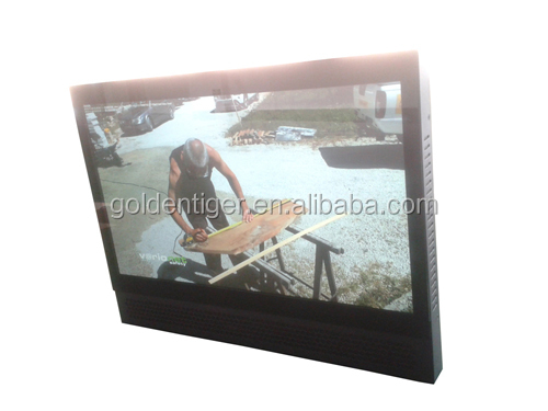 Ultra Slim FHD LED / televisions china product Indoor Application and TFT Wall mounted Type TFT 12