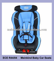 Meinkind S500:adjustable racing 5-point harness child safety car seat for Group 0/1/2 with ECE R44/04