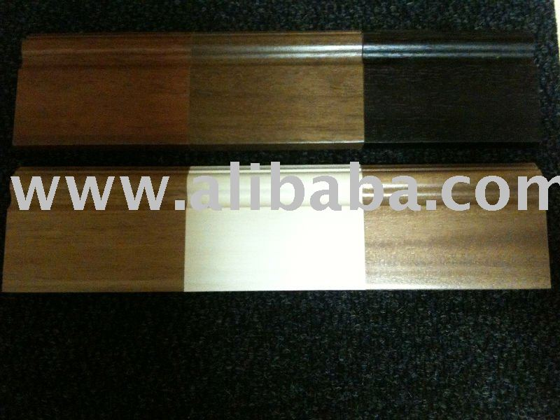 LAMINATE FLOORING / SOLID WOOD SKIRTINGS