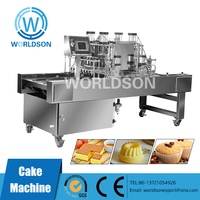 top level cup cake machinery equipment restaurant
