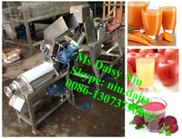 commerical fruit juice extracting machine/carrot juice extractor machine/kiwi juice extracting machine