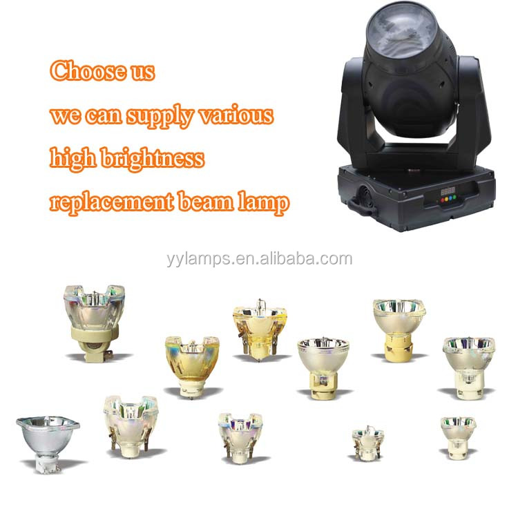 Factory Wholesale Replacement Bulb 230w Sharpy 7R Beam Moving Head Light For MSD Platinum 7R Sharpy Beam