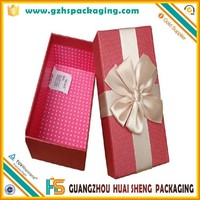 Customize pure-hand empty perfume boxes/custom small boxes