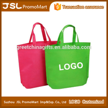 Customized Logo Cheap Nonwoven Promotion Tote Bag Cloth Carrying Bag