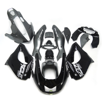 Complete Fairings For Yamaha YZF1000R Thunderace Year 1997 - 2007 ABS Plastic Motorcycle Fairing Kit Black Grey Body Kit New