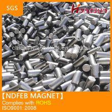 Super strong magnetic forcen N42ndfeb magnets cylinder for sale