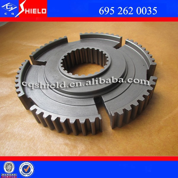 OEM parts Mercedes G85 transmission spare parts high-quality synchronized hub mercedes benz used truck parts 6952620035