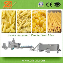 Buy wholesale direct from china 150-200kg/hr Spaghetti Making Equipment Corn Flouir Snack Single Screw Extruder Machine