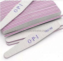 China top 10 factory hot sale zebra folding nail file