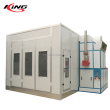 Car spray booth paint oven