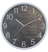 customized wall clock round shaped
