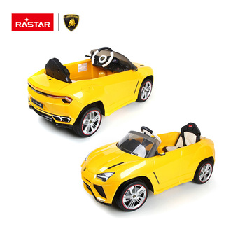 Rastar new products children toys Urus remote control ride on car