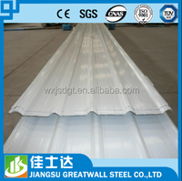 corrugated metal sheets /tata roofing sheets / color coated hot dip galvanized steel