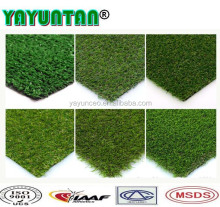 Good quality fake grass landscaping synthetic turf artificial grass lawn for Europe Market