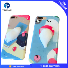 Global Walmart Best Selling Squishy Bear Toy For iPhone Case
