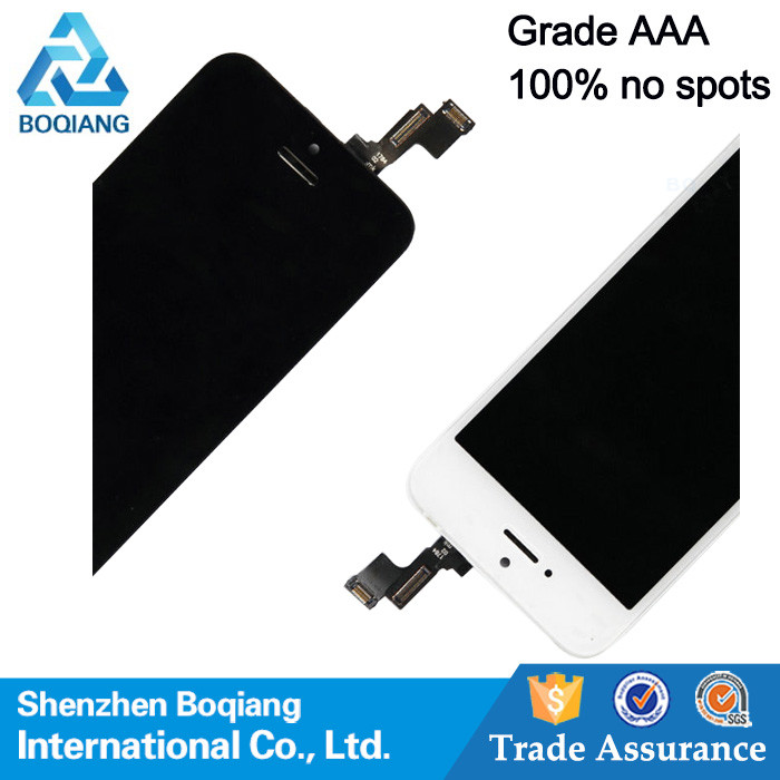 Chinese distributor 100% Original lcd panel replacement display for apple iphone 5s