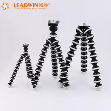 2018 Large Size New style Octopus Multifunctional flexible mini Tripods for <strong>Mobile</strong> <strong>Phone</strong> and slr camera