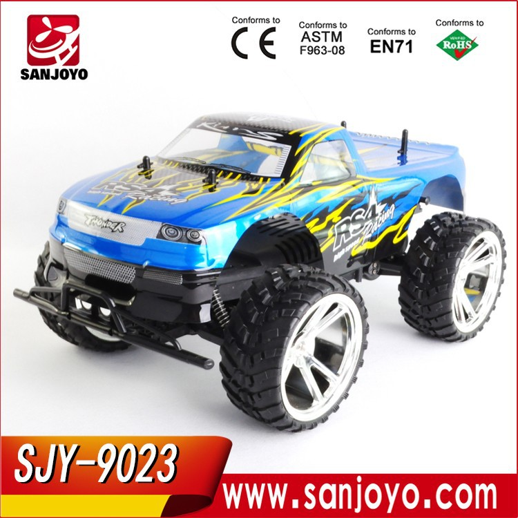 High Speed Electric Cars off-road vehicle 1:8 Scale 4WD rc truck radio control buggy car 4wd rc monster truck