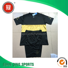 Set uniform your cool soccer jersey customzie classic football short of low price