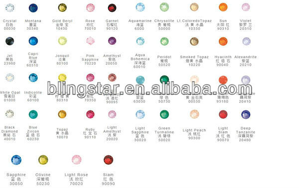 hot selling diamond crystal stationery set