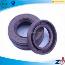 different type Mechanical Double lip fkm oil seal