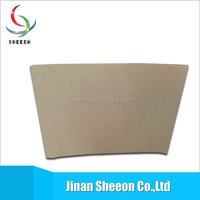 Sheeon Unbleached Bagasse Pulp