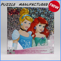 OEM Cartoon Toy Style and Jigsaw Puzzle Type Games laser cutting jigsaw puzzle machine