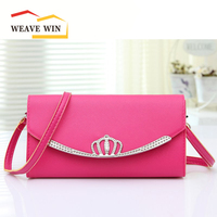 Good quality stylish PU Fashion and trendy ladies hand purse