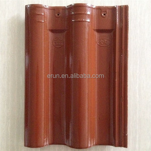 Asia Hot Sale Clay Roof Tile