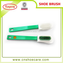 Shoes Cleaner 3 Side Shoe Boot Cleaning Brush for Suede Nubuck