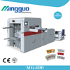 Hot sales semi auto die cutting and creasing machin in China