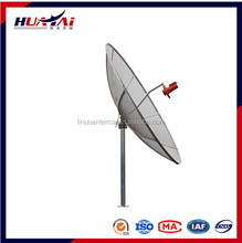 C band satellite mesh dish antenna