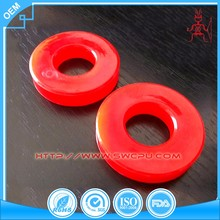 China Manufacturer Customized All Size Red Large Plastic Washer