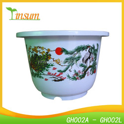 New Plastic Planter Flower Plant Garden Pot Outdoor Lawn Yard Home