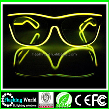 Hot selling led light sunglasses