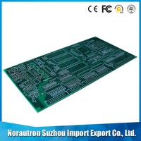 Mass production specialized colorful aluminum pcb bare board